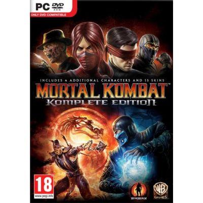 MORTAL KOMBAT KOMPLETE EDITION KLUCZ PC/STEAM