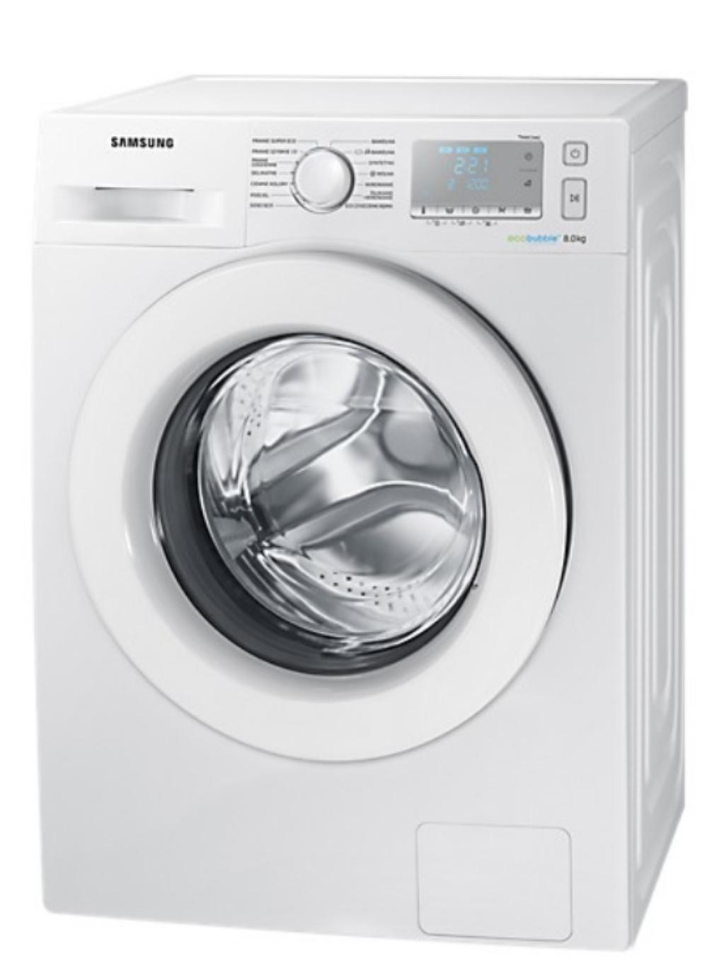 Pralka Samsung WW80J5346MA A+++ 8kg 1200 ob. @ Allegro