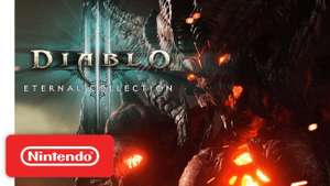 DIABLO III Eternal Collection na PS4/XOne/Switch/PC