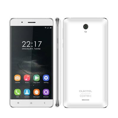 -20% na smartfony Oukitel (C3 za ok. 190zł) @ Aliexpress
