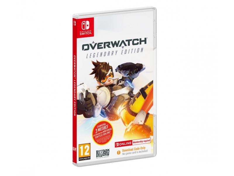 Overwatch Legendary Edition na switcha w Xkom za 49 zł (+3 mies NSO)