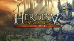 Heroes of Might and Magic V bundle