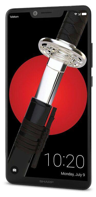 Smartfon SHARP D10