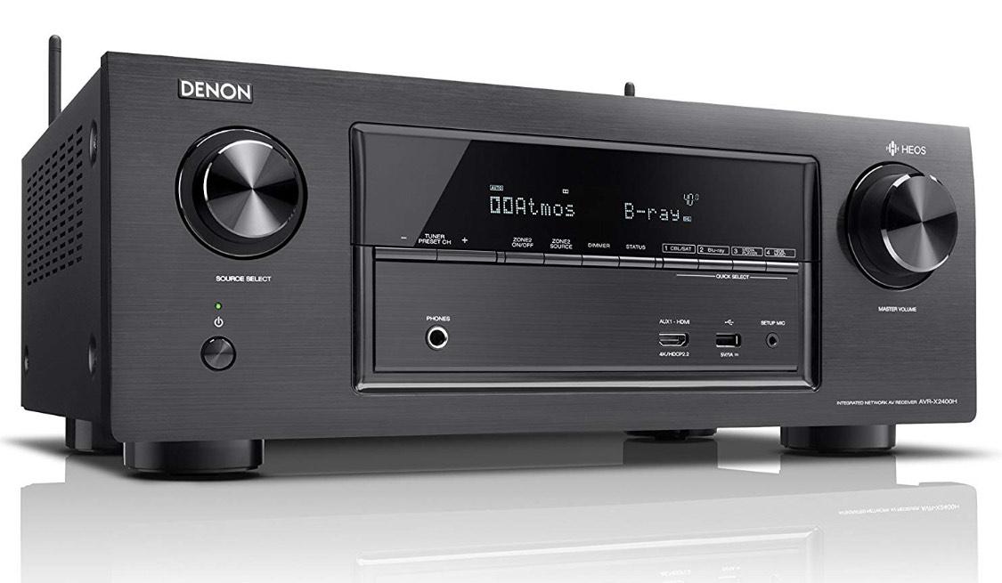Denon AVRX2400H - Amplituner €315,25