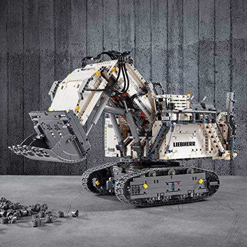LEGO Technic - Koparka Liebherr R 9800 42100 €321,10
