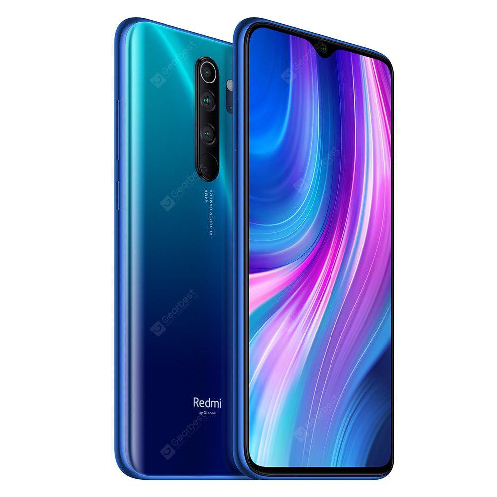Xiaomi REDMI NOTE 8 PRO 6/128 - NIEBIESKI