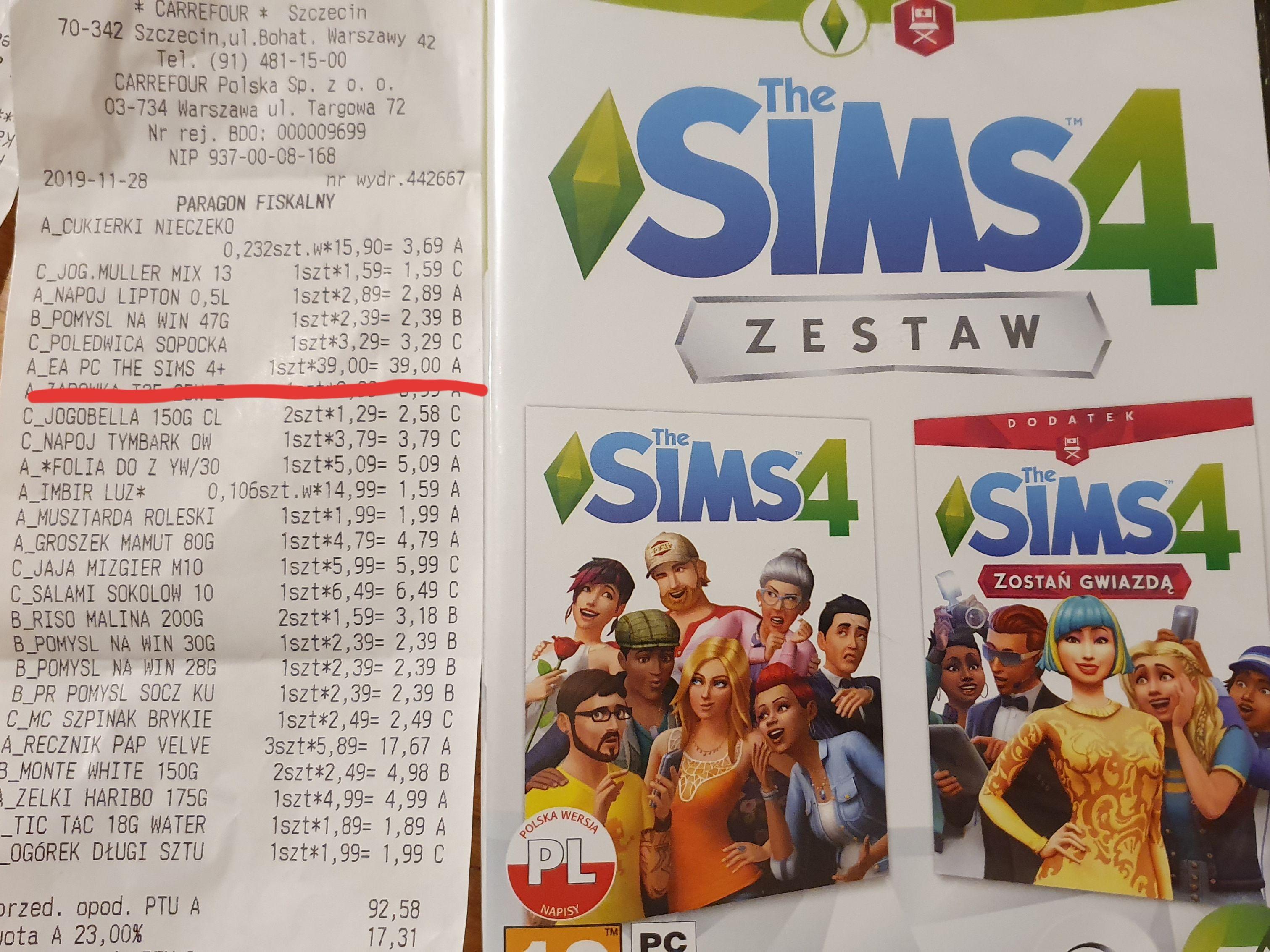 Sims 4 + Zostań Gwiazdą