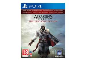 Assasin's Creed: The Ezio Collection PS4