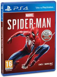 Marvel's Spider Man PS4 - Allegro + GRATIS