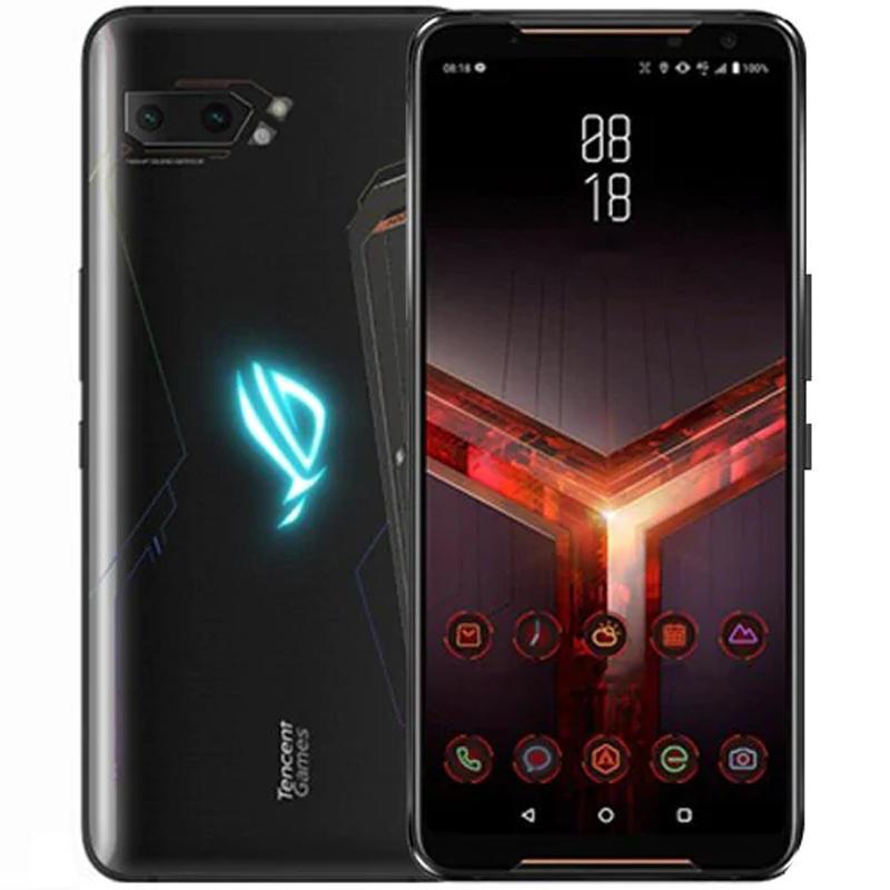 Asus ROG Phone 2 - 8GB/128GB - Snapdragon 855+ - 6000 MAh - czarny