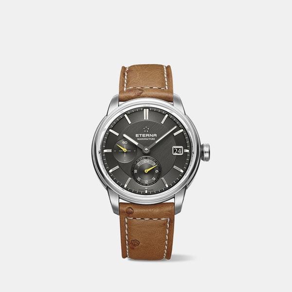Zegarek ETERNA ADVENTIC GMT MANUFACTURE AUTOMATIC