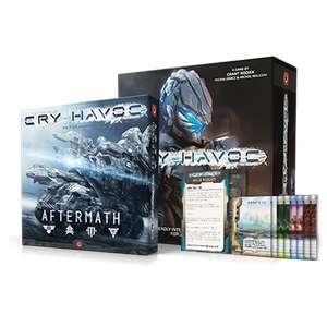 Cry Havoc + Cry Havoc: Aftermath + promo