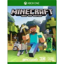 Minecraft na Xbox One - wersja Blu-Ray