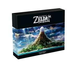 The Legend of Zelda: Link's Awakening - Limited Edition - Nintendo Switch