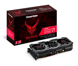 Karta graficzna PowerColor RX 5700 XT Red Devil 8GB + 1 gra i xbox game pass