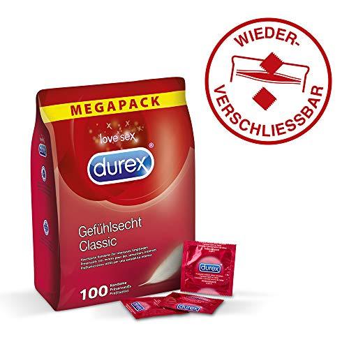 Prezerwatywy durex opakowanie 100 (1 x 100 sztuk) EUR 32,30