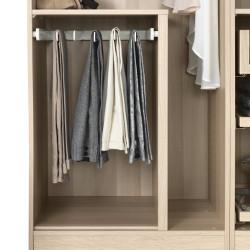 Przy zakupie szafy PAX, wyposażenie KOMPLEMENT za 50% @ Ikea
