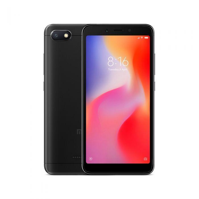 Redmi 6A 2/16GB Black na mi-home.pl