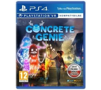 Concrete Genie PS4 PlayStation
