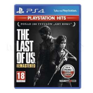 THE LAST OF US Ps4 Playstation
