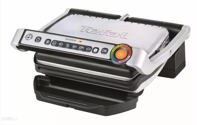 Grill elektryczny TEFAL optigrill GC702D