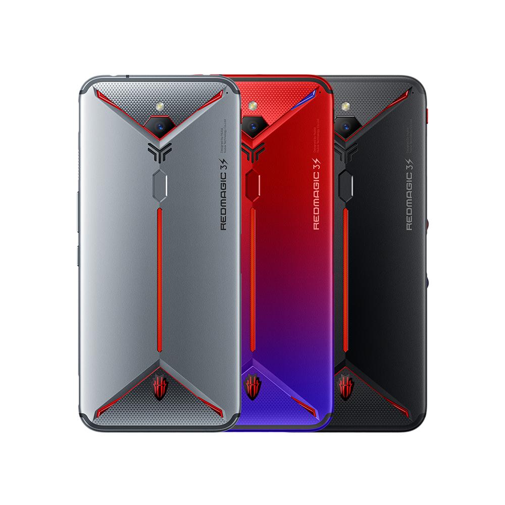 Telefon Nubia Red Magic 3S 8GB+128GB / Eclipse Black