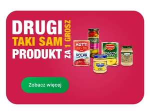Develey - Drugi taki sam produkt za 1 grosz