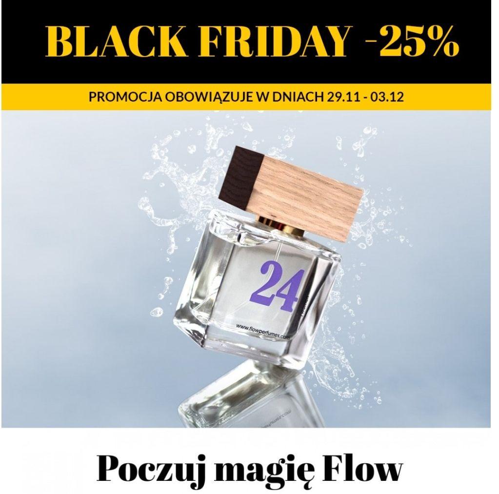 Flow Perfumes 25 % taniej