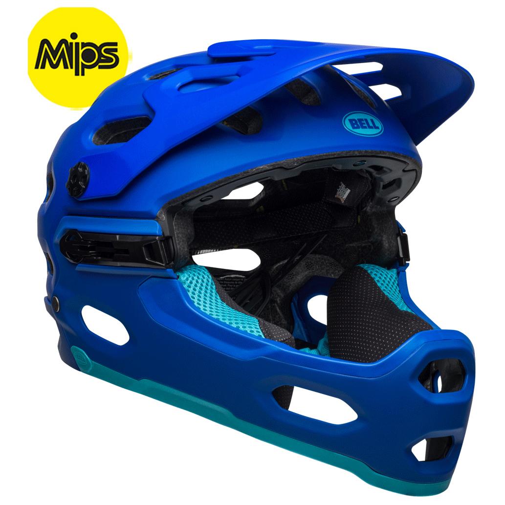 Kask rowerowy Bell Super 3R MIPS