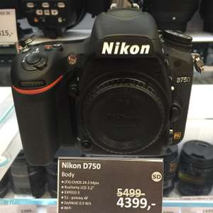 Nikon D750 Body - Black Friday