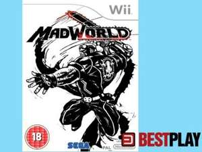 Mad World (Nintendo Wii) za 19,90zł @ Allegro