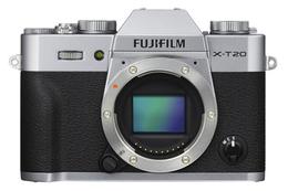 Fujifilm X-T20, bodziak srebrny