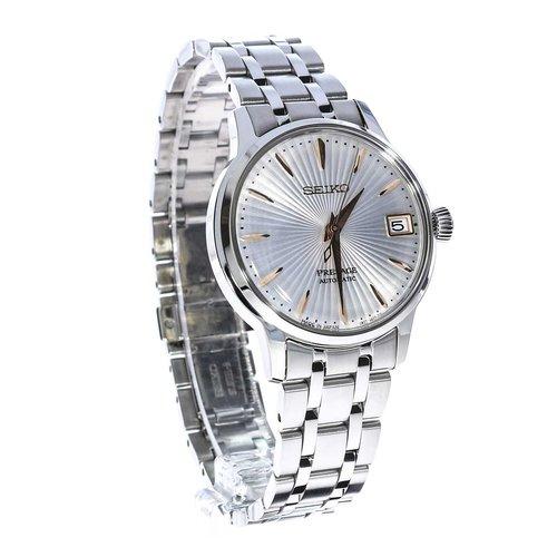 Dla matki, żony lub kochanki- automatyczny zegarek damski Seiko SRP855J1