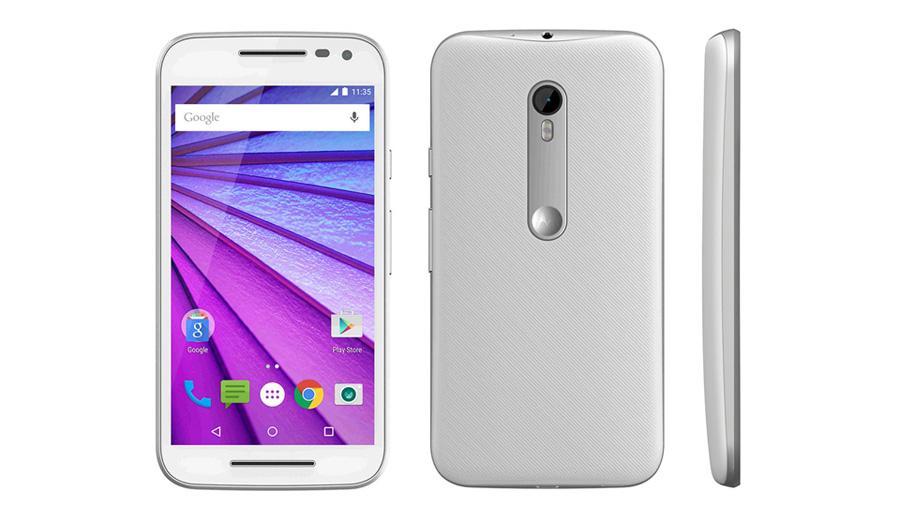 "Smartfon Lenovo Moto G 16GB 3rd Gen LTE (Snapdragon 410, 2GB RAM, 16GB pamięci, ekran 5"") @ X-Kom"