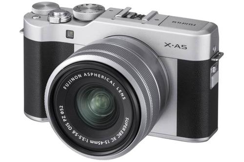 Aparat Fujifilm X-A5 z obiektywem 15-45 i gratisy