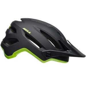 KASK ROWEROWY BELL 4FORTY CLIFFHANGER MATTE GLOSS BLACK GREEN R: L(58–62CM)