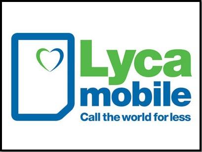 DARMOWA karta SIM @ Lycamobile