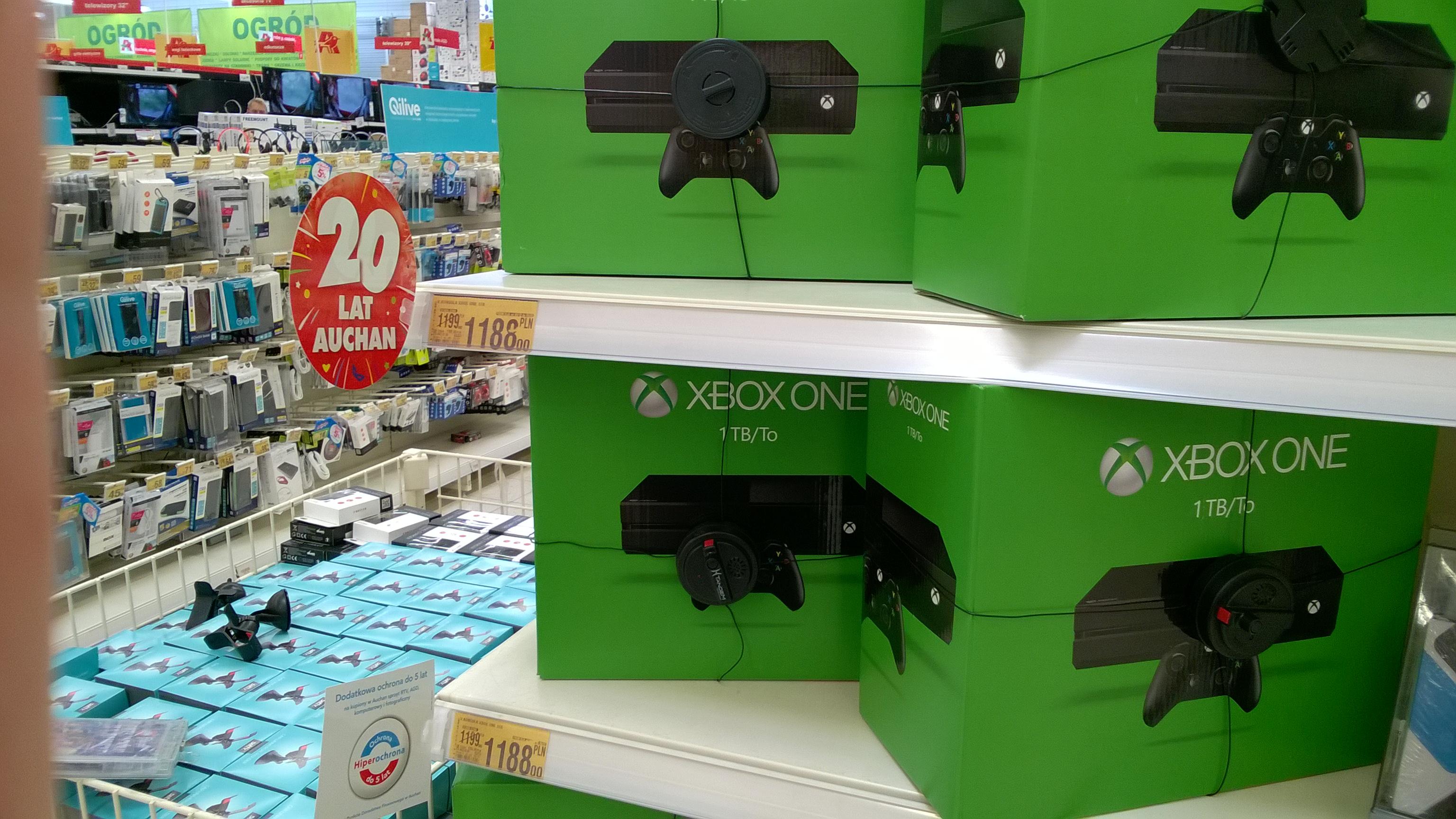 Konsola Xbox One /1 Tb