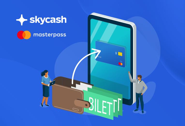 [Skycash] Promocja SkyCash i Masterpass na bilety komunikacji miejskiej
