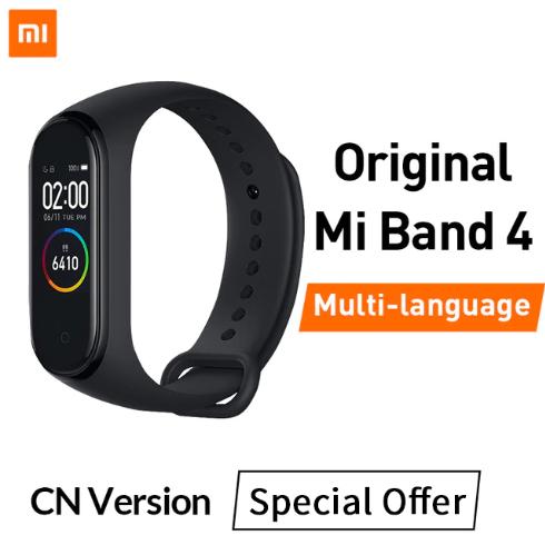 Xiaomi Mi band 4 21,99$