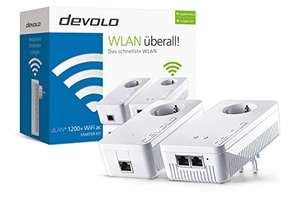 Powerline Devolo dLAN 1200+ WiFi ac 103€