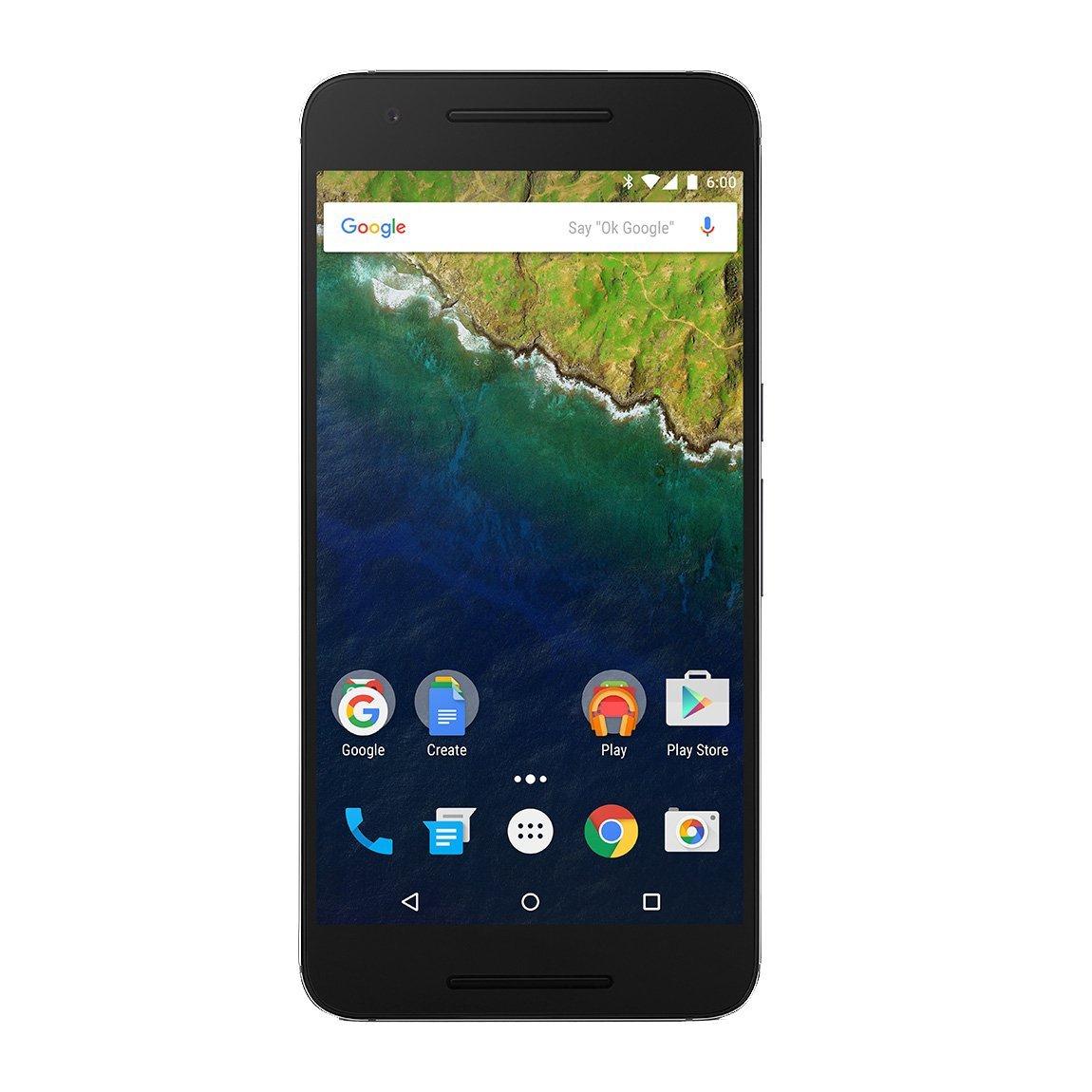 Nexus 6P taniej na Amazon.it
