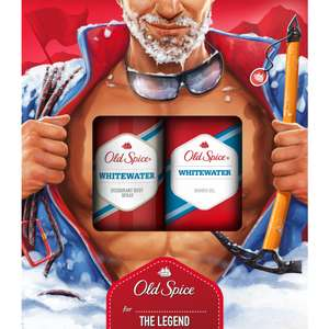 Old Spice Whitewater Alpinist
