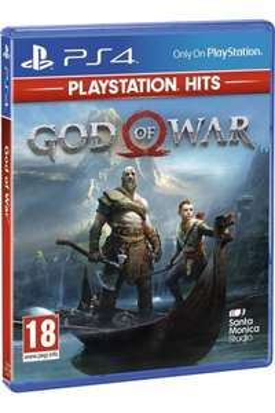 God of war na ps4 za 54,99