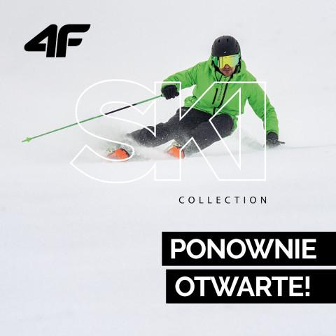 -20% na wszystko na otwarcie sklepu 4F w Factory Annopol