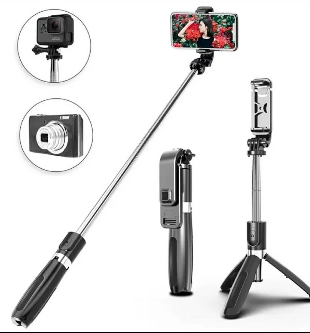 Kijek do selfie z bluetooth - Gopro, smartfon