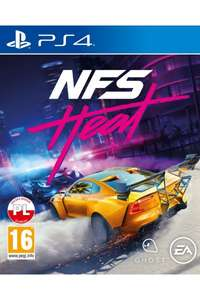 Need for speed heat PS4 / X1