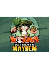 WORMS ULTIMATE MAYHEM - DELUXE EDITION PC/Steam