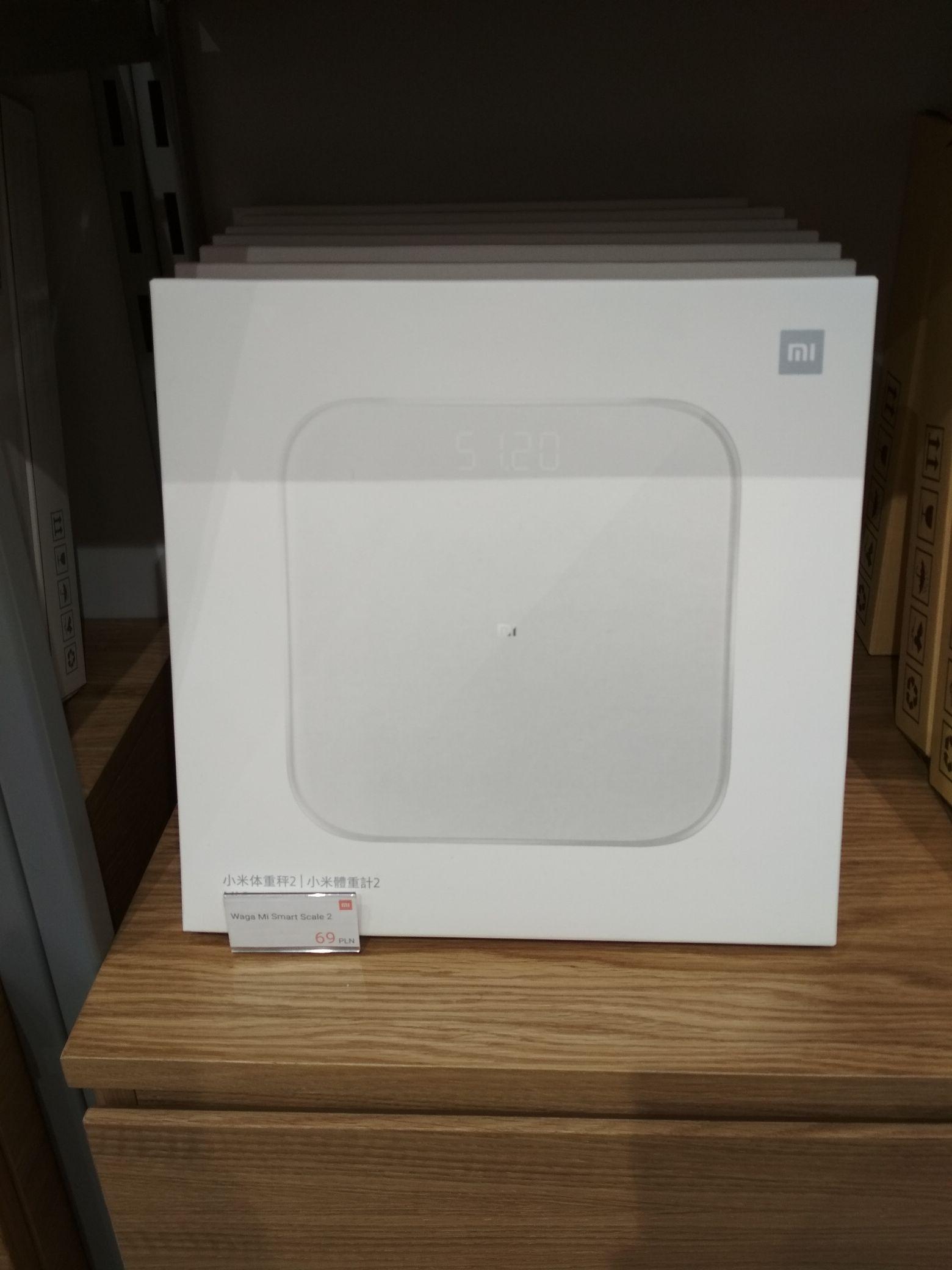 Waga łazienkowa Mi Smart Scale 2 Xiaomi - Mi-Store