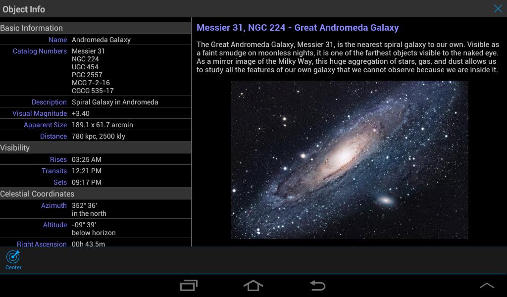 SkySafari 4: Astronomy & Space 67% taniej. Android